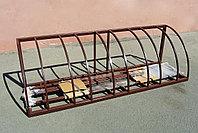 Велопарковка металлическая