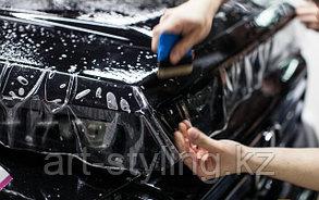 Обучение по оклейке автомобилей виниловой и полиуретановой пленкой