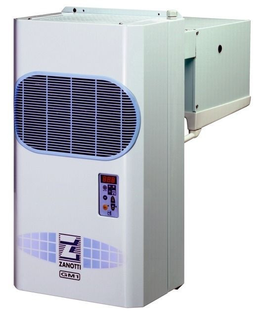 Агрегат ZANNOTTI BGM 330 F