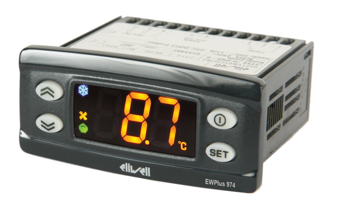 Контроллер Eliwell EW Plus 974 EO SC