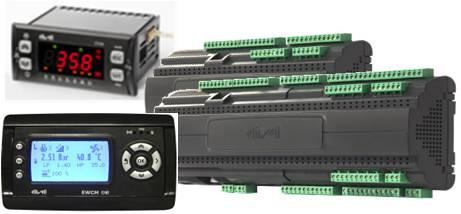 Контроллер ENERGY XTE 1/H  Eliwell