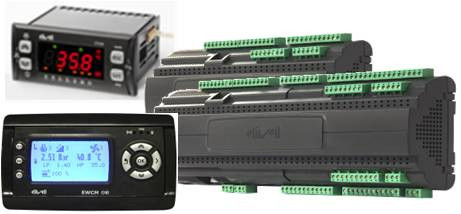 Контроллер ENERGY XTM(/R) PRO  Eliwell