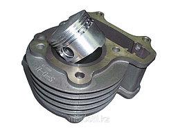 Комплект ЦПГ (цилиндр, поршень, кольца, палец, стопора пальца) 60 сс, 44 мм. /двигатель 4T 139QMB