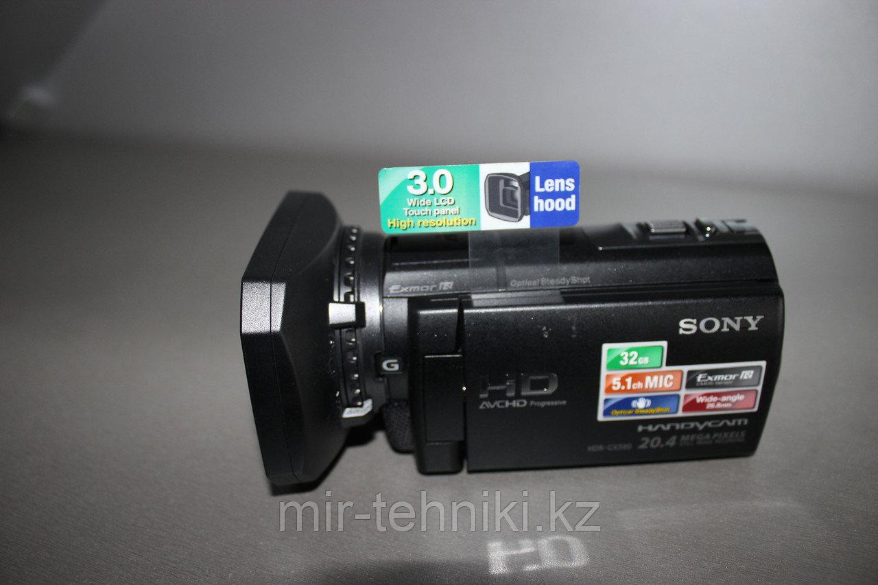 Цифровая видеокамера  Sony HDR-PJ580