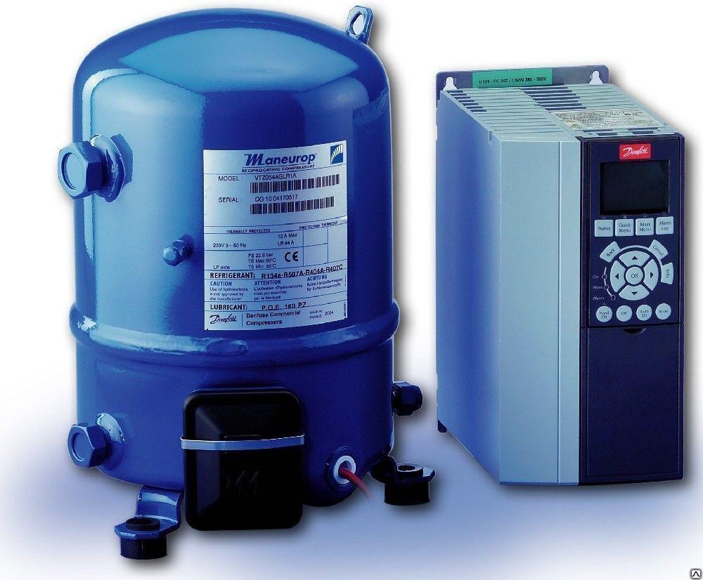 Преобразователь частоты в индивидуальной упаковке CD302 4.0 кВт для