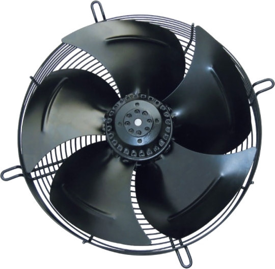 Вентиляторы ZF4 E-500