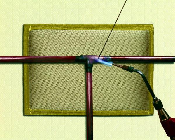 СALOR STOP+, термозащитный экран