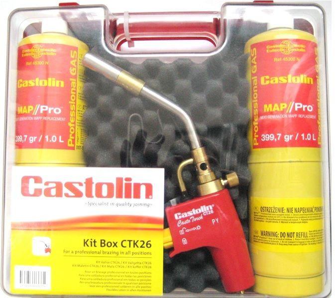 Горелка Castolin 600