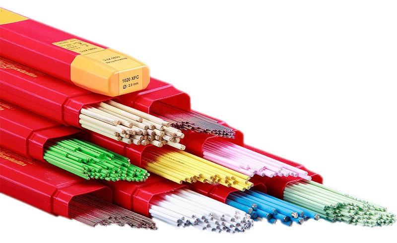 Электроды Castolin 33000 д.2,5мм, упак.10шт.