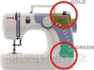 Бытовая швейная машина Janome 639x