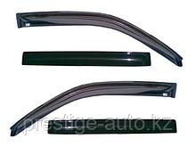 """Дефлекторы """" Ветровики"""" окон накладные EGR для Toyota Lend Cruiser Prado 120"""