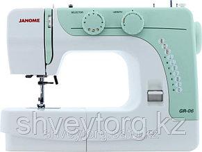 Бытовая швейная машина  Janome GR-06