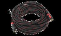 Кабель HDMI 18 метров в оплетке v1.4
