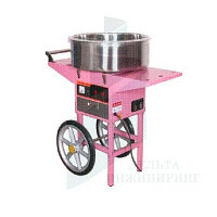 Аппарат для производства сахарной ваты STARFOOD ET-MF-05