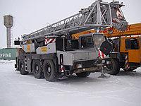 Услуги автокрана Liebherr 40 тонн