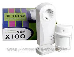 Комплект беспроводной GSM-сигнализации Х100