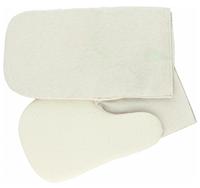 Рукавицы антивибрационные с упругодемпфирующей прокладкой с ПВХ точкой 2 размер СИБРТЕХ  68146 (002)