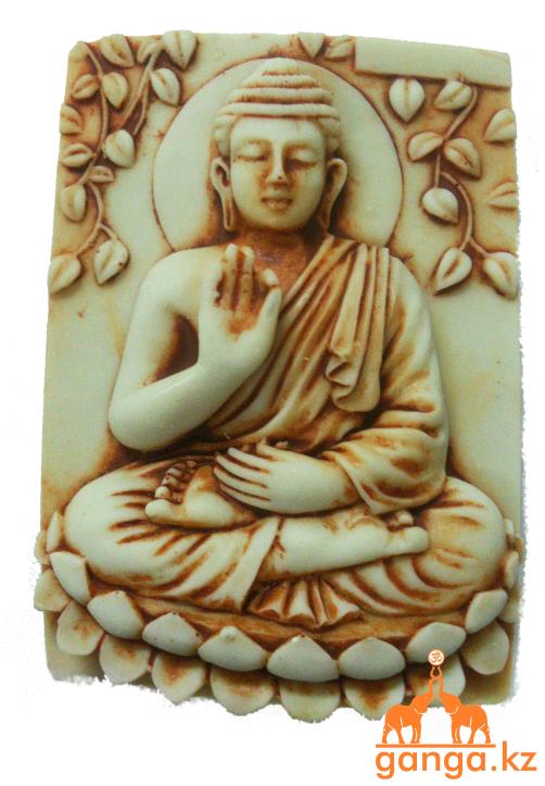 Магнит Сидящий на Лотосе Будда