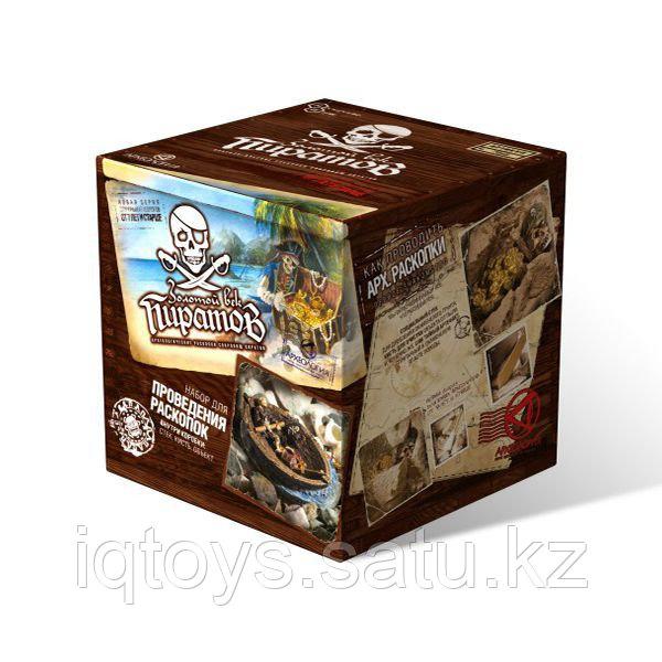 Нескучные игры Раскопка Пираты