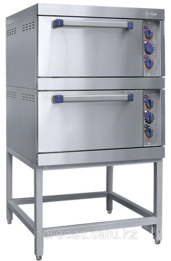 Шкаф жарочный ШЖЭ-2 двухсекционный