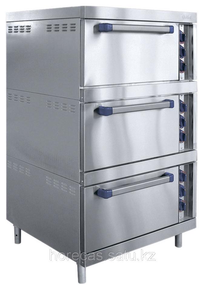 Шкаф жарочный ШЖЭ-3 трехсекционный
