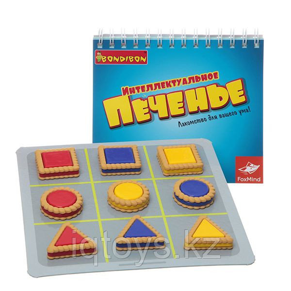 Интеллектуальное печенье! - настольная игра BONDIBON