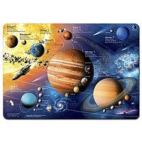 Географический пазл Солнечная система, 260 дет
