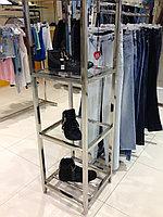 Торговое оборудование для бутиков и магазинов