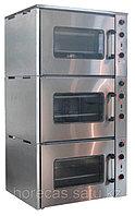 Шкаф жарочный ШЖ-150 трехсекционный