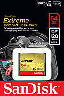SanDisk Extrime 64GB CF 120MB/s