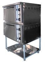 Шкаф жарочный ШЖЭП-2 двухсекционный (нержавеющая сталь)