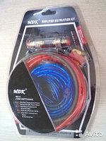 Kомплект проводов MDK для сабвуфера,усилителя.
