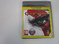 Игра для PS3 God of War 3 на русском языке (вскрытый)