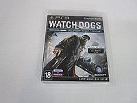 Игра для PS3 Watch Dogs на русском языке (вскрытый), фото 1