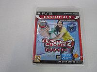 Игра для PS3 Праздник спорта 2 Move на русском языке (вскрытый)