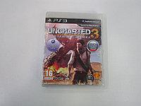 Игра для PS3 Uncharted 3 Иллюзия Дрейка (вскрытый), фото 1