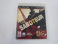 Игра для PS3 The Saboteur на русском языке (вскрытый), фото 1