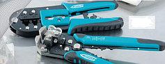 Инструменты для зачистки и обжима проводов