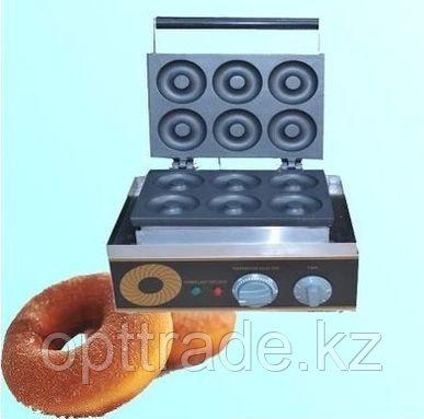 Аппарат для приготовление пончиков (6 пончиков)