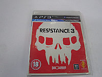 Игра для PS3 Resistance 3 Move (вскрытый), фото 1