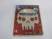 Игра для PS3 Resistance 3 Move на русском языке коллекционный (вскрытый) , фото 1