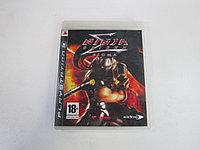 Игра для PS3 Ninja Gaiden Sigma (вскрытый), фото 1
