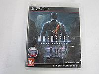 Игра для PS3 Murdered Soul Suspect на русском языке (вскрытый), фото 1