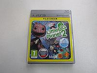 Игра для PS3 Little Big Planet 2 Move (вскрытый), фото 1