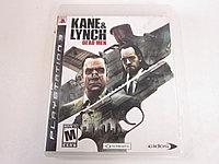 Игра для PS3 Kane&Lynch: Dead Man (вскрытый), фото 1