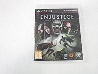 Игра для PS3 Injustice Gods among US на русском языке (вскрытый), фото 1