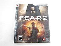 Игра для PS3 Fear 2 Project Origin (вскрытый), фото 1