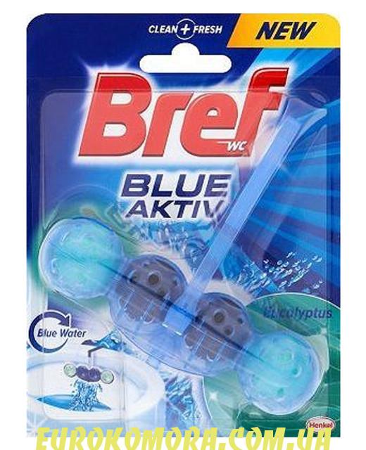 Косточки Bref Blue aktiv 50гр для унитаза