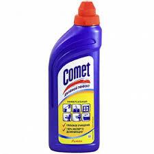 Чистящее Comet гель лимон 450 мл