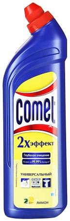 Чистящее Comet гель Лимон универсальный 850мл